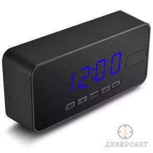 Мини скрита камера в настолен будилник с PIR сензор