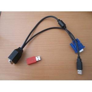 Екранен видео логър с VGA накрайник 2