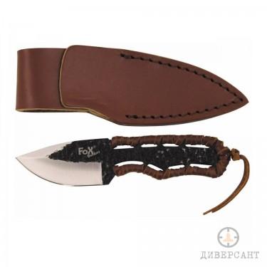 Нож с извито острие и кука MFH