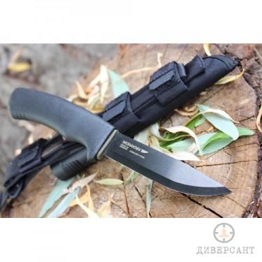 Нож от карбонова стомана MORA TACTICAL