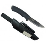 Уникален стилен нож MORA Bushcraft Survival Black