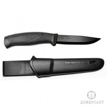 Лазерно заточен нож Mora Companion Tactical