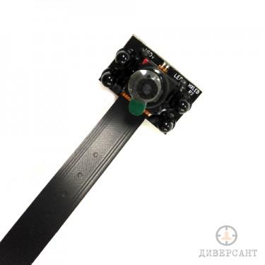 WiFi Модул за монтиране със скрита IP камера с IR диоди за нощно виждане