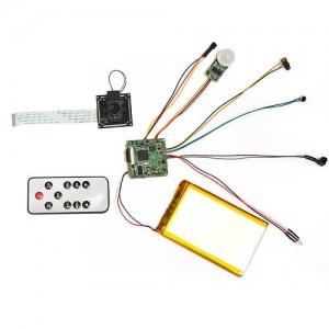 Професионален 2MP обектив DIY мини скрита камера модул за вграждане 2