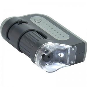 Джобен микроскоп с увеличение от 60 до 120 пъти MicroBrite Plus на Carson 2