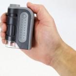 Джобен микроскоп с увеличение от 60 до 120 пъти MicroBrite Plus на Carson