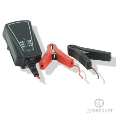 Интелигентно 6 степенно зарядно за акумулатор 6V / 12V 4AM
