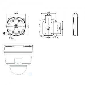 Специална предпазна разпределителна кутия Dahua 2