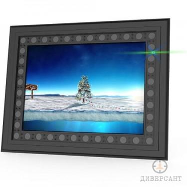 Мини скрита камера в картина с PIR сензор и 2 години в режим на изчакване
