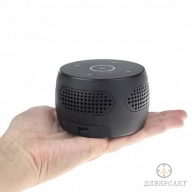 Професионална скрита камера в музикална Bluetooth колонка LAWMATE