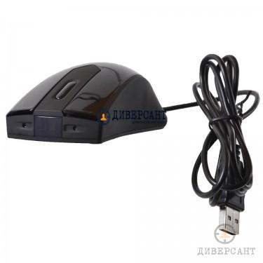 Мини скрита камера в бутафорна мишка за компютър Lawmate
