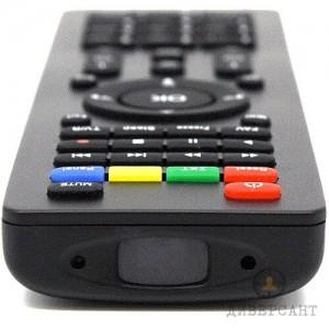 Професионална скрита камера в универсално дистанционно за телевизор с PIR датчик