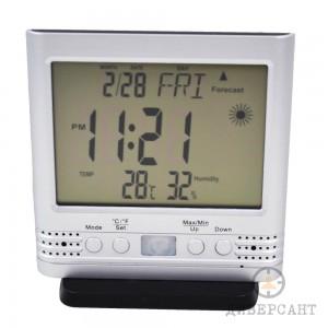 Мини скрита камера в часовник термометър Lawmate