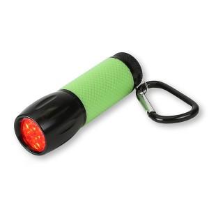 Компактно LED фенерче Carson RedSight  2
