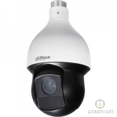 Скоростна въртяща куполна HDCVI видеокамера 2 мегапиксела 1080p 20х оптично увеличение DAHUA