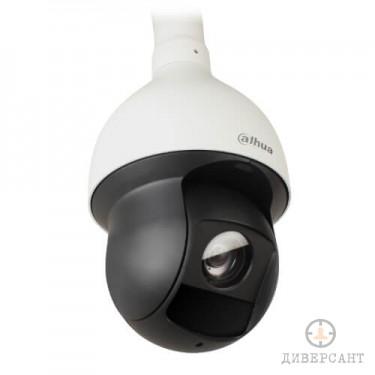HDCVI куполна въртяща инфрачервена 2-мегапикселова видеокамера с 30х оптично приближаване DAHUA