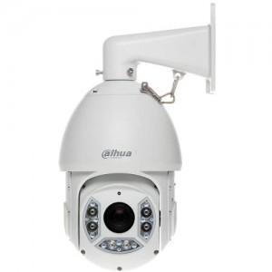 Въртяща водоустойчива HDCVI 2-мегапикселова куполна камера 20 пъти оптично увеличение DAHUA 2