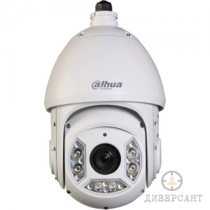 DAHUA 2 MegaPixel Full HD IP PTZ Eco Savvy камера с 30-кратно оптично приближение