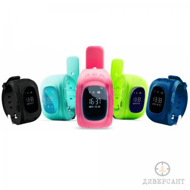 Мини GSM GPS детски смарт часовник за разговори и следене в реално време