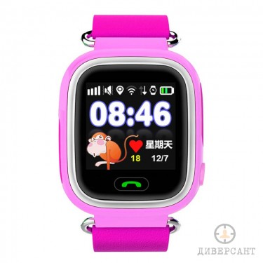 GPS Детски смарт часовник със сензорен екран