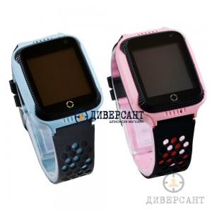 GPS-Детски часовник подслушвател и камера за снимки