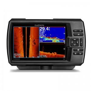 Сонар за риболов GARMIN със сонда 7 инча цветен екран и GPS 2