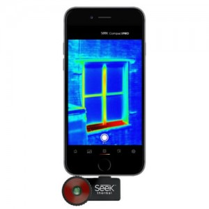 Термална камера SEEK Thermal за смартфони iPhone  2