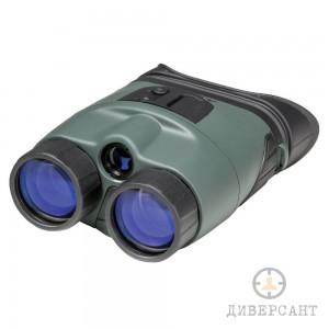 Оптичен уред за нощно виждане бинокъл на Yukon