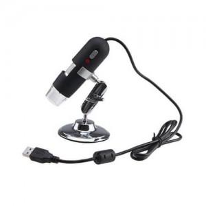 Дигитален микроскоп със стойка и вградена 2-мегапикселова камера 2