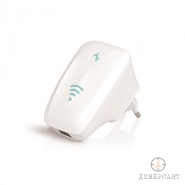WiFi усилвател и рутер