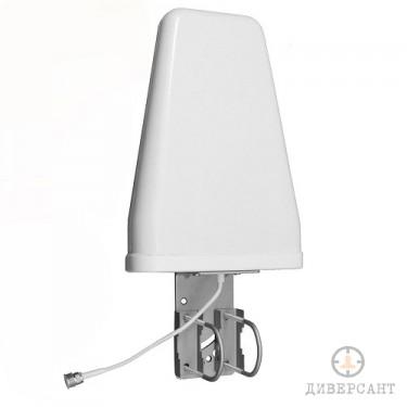 Логаритмично-периодична антена за GSM усилвател