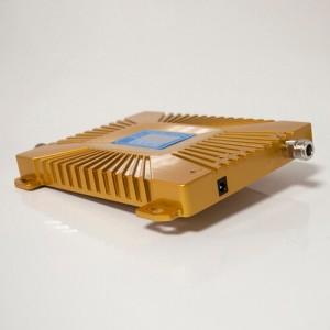 Усилвател на 2G 3G GSM сигнал с обхват 2000 квадратни метра Gold 2
