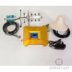 Комплект за усилване на 2G-3G-4G GSM сигнал
