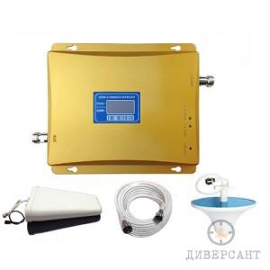 Комплект 2G-3G усилвател на GSM сигнал
