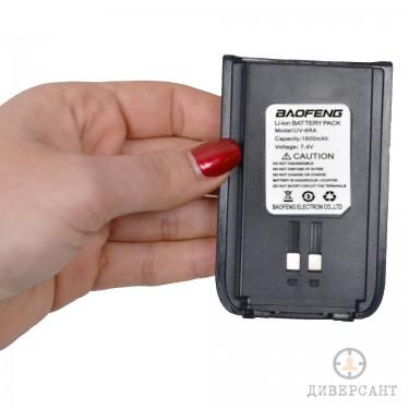 Резервна батерия за радиостанция Baofeng