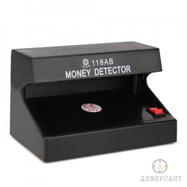Преносим UV детектор на банкноти работещ на батерии