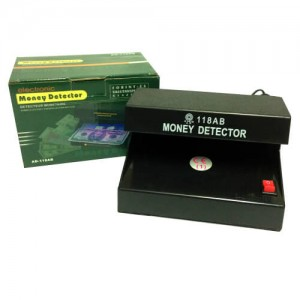 Ултравиолетов детектор за разпознаване на фалшиви пари и ценни документи 2