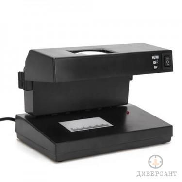 Мултифункционален детектор за проверка на банкноти с UV и бяла лампа и увеличаваща лупа