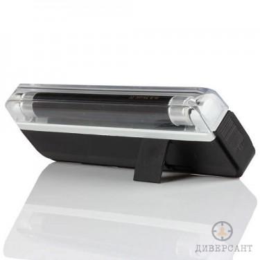 UV лампа за проверка на паспорти, банкноти и документи