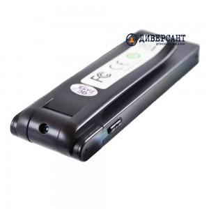 Висококачествен USB дигитален аудио рекордер със скрита въртяща камера 1080P 2