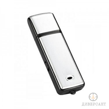 Висококачествен аудиорекордер тип флашка с 8GB вградена памет
