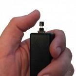 Магнитен аудио рекордер черна кутия с изведен микрофон и гласова активация