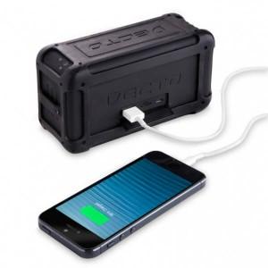 VECTO - Водоустойчива, музикална колонка с Bluetooth 2