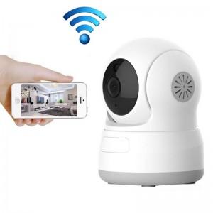 IP мини камера бебефон за наблюдение в реално време 2