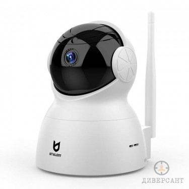 IP скрита камера бебефон с въртящ се механизъм и нощно виждане