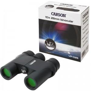 Компактен и водоустойчив бинокъл Carson 2