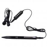 Висококачествен аудио рекордер химикалка с гласова активация