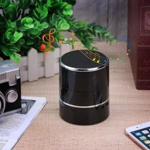 Безжична Bluetooth тонколонка с вградена скрита камера wfc718 2