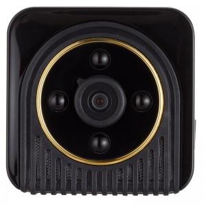 Мини широкоъгълна P2P IP камера с детектор за движение и нощно виждане 2