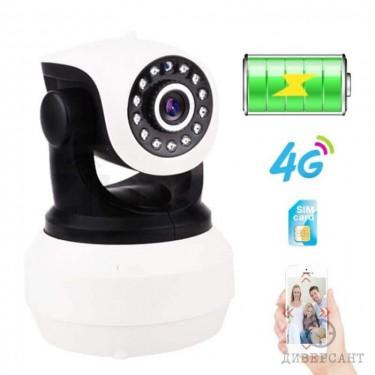 4G Wireless IP мини камера за видеоконтрол и наблюдение